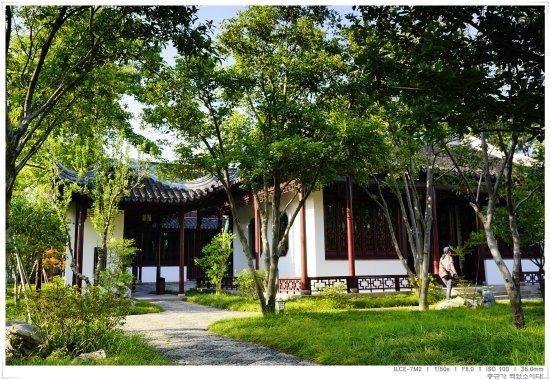 Canglang Pavilion (Blue Wave Pavilion)