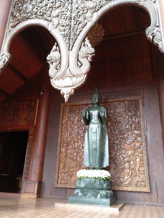 Phu Ruea, تايلاند: Wat Somdet