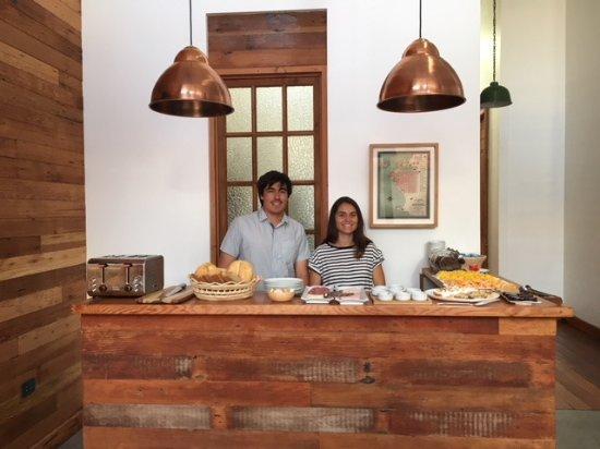 Barra comedor - Picture of Pampa Hotel, Iquique - TripAdvisor