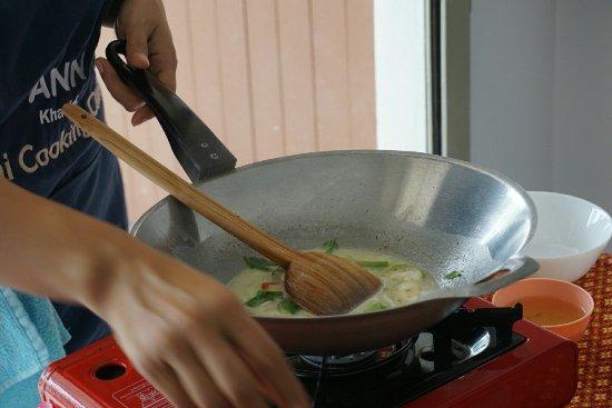 Ann Khao Lak Thai Cooking Class