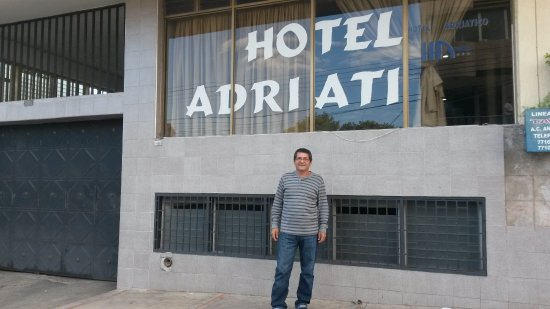 San Antonio del Tachira, Venezuela: HOTEL ADRIATICO FACHADA