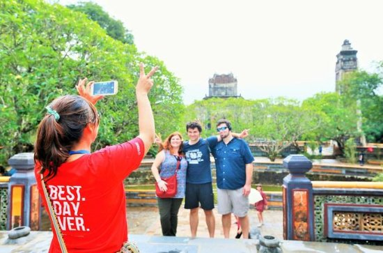 Hue City Sightseeing Tour with