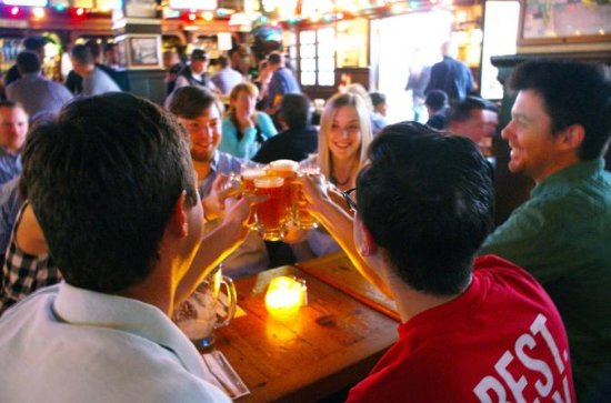 Philadelphia Beer-Tasting Pub Crawl With Snacks, Guide