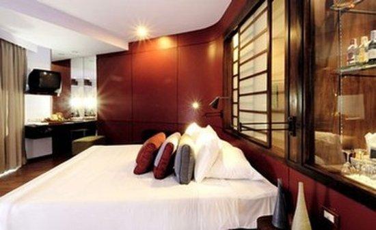 Katathani Phuket Beach Resort: Guest room