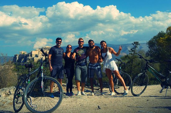 Athens Sunset Bike Tour