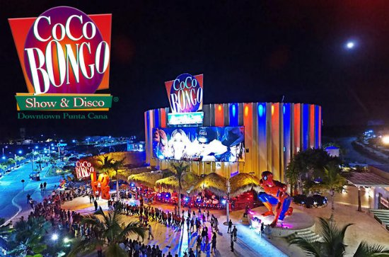Coco Bongo Show and Disco in Punta...