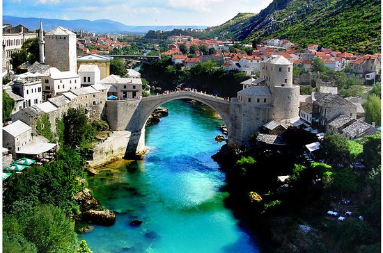 Mostar and Blagaj Small Group Tour