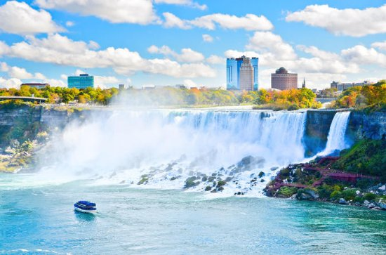 Niagara Falls in One Day from New...
