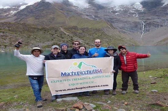 Salkantay Trek to Machu Picchu in