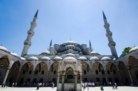 6 dages tur i Tyrkiet, istanbul...