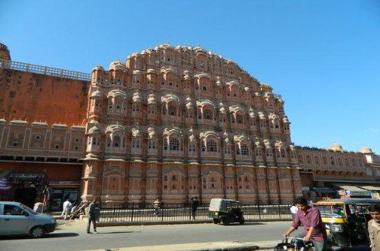 Tour de compras no-Delhi-Agra-Jaipur