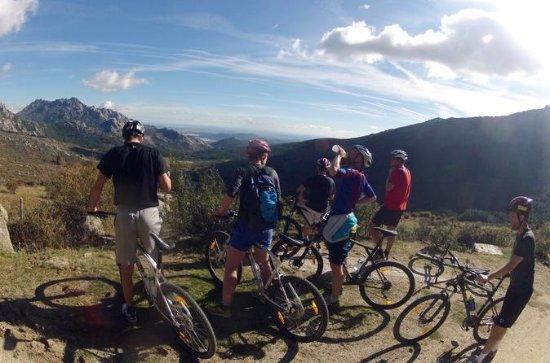 Ciclismo de montaña en Madrid - Paseo...