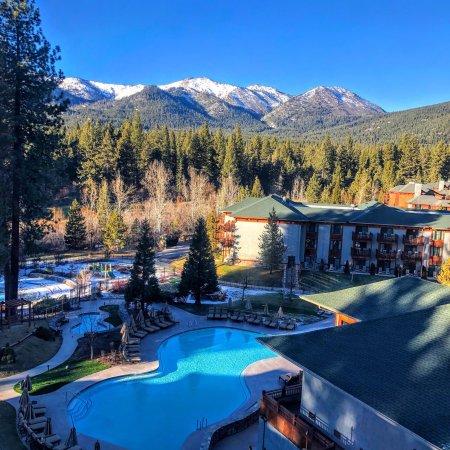 Picture of hyatt regency lake tahoe resort for Hyatt lake cabins
