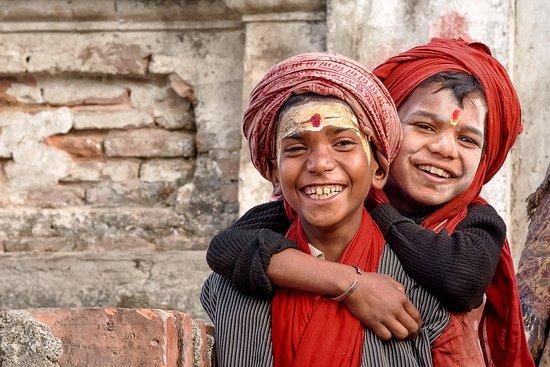 Kathmandu kids, India