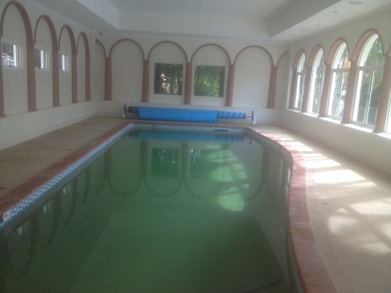 Ashmore, Australia: Indoor pool, cold water