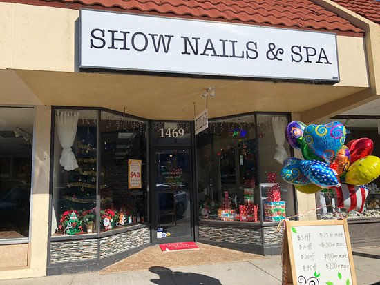 Show nails spa sarasota fl recenze tripadvisor for Ab nail salon sarasota