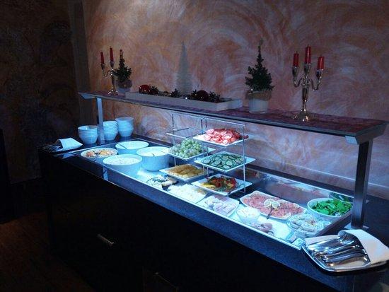 Top fr hst cksbuffet bild von seehotel adler bodman for Bodenseehotel immengarten