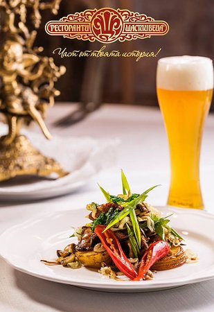 Restaurant Shtastliveca Old Town: One of the suggestions in our new daily (lunch) menus!