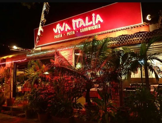 Viva Italia The Original Italian Restaurant With Plenty Of Choices Our Chef Is