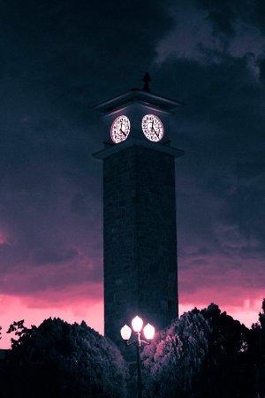 Delicias, Mexico: Reloj Público
