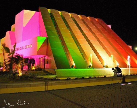 Delicias, Mexico: Teatro de la ciudad