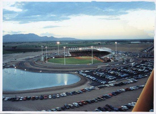 Gran Estadio de Beisbol Delicias照片
