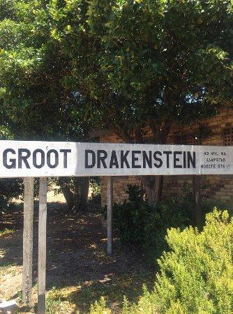 Franschhoek Wine Tram: wine tram