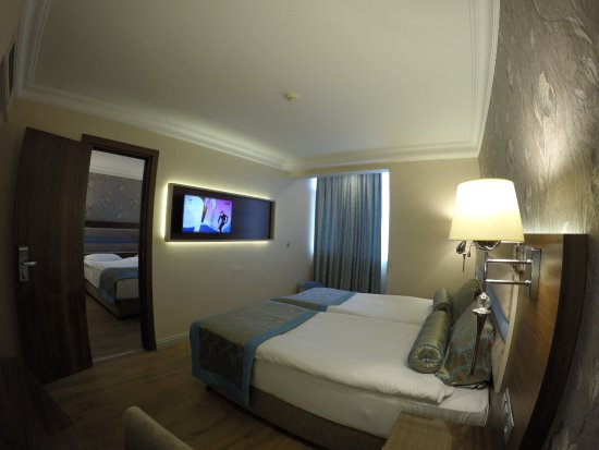 Foto Grand Yavuz Hotel