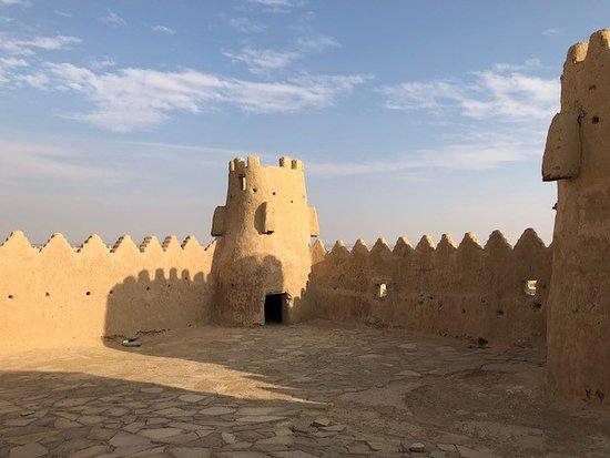 Sakaka, Arábia Saudita: A watchtower