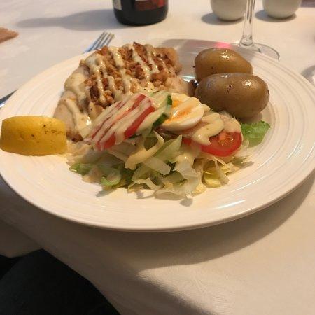 Lovely fancy dinning