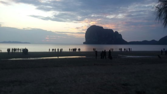 หาดปากเมง - Picture of Pak Meng Beach, Sikao - TripAdvisor