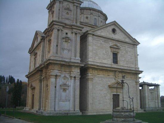 Tempio di San Biagio: esterno tempio