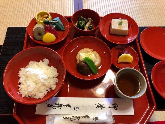 Shigetsu  Kyoto - Western Kyoto