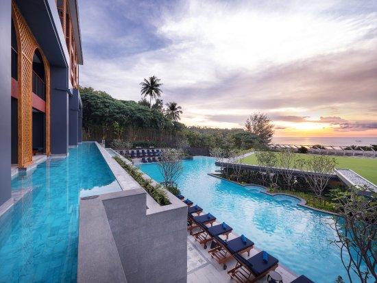 Pool - Picture Of Avista Grande Phuket Karon  Mgallery By Sofitel  Karon Beach