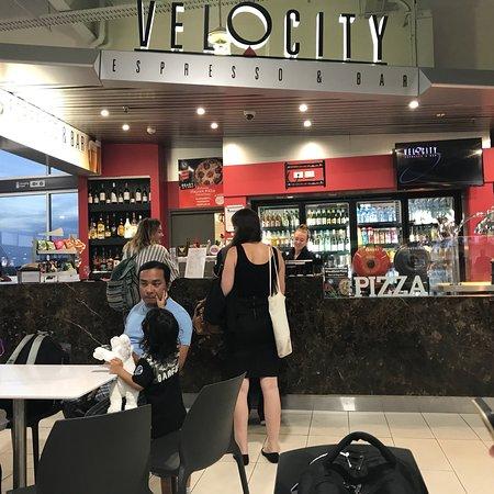 The Coast Cafe And Bar Gold Coast Airport