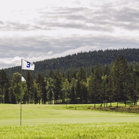 Levi Golf: Northest golf course in Finland. Gives you good look what Lapland has to offer, clean air, cryst