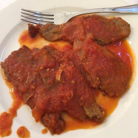 Tipica cucina romana foto antico falcone roma for Cucina atipica roma