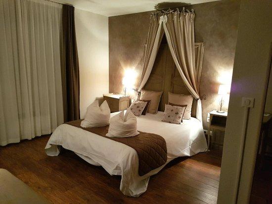 Dieffenthal, Frankreich: Notre chambre