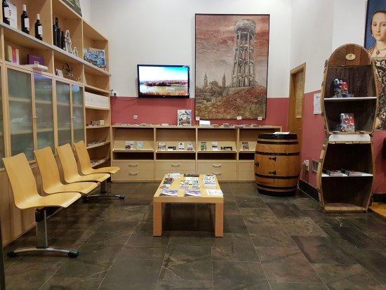Oficina de Turismo da Alfaro.