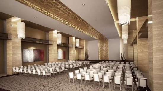 Elegant Function Hall Design