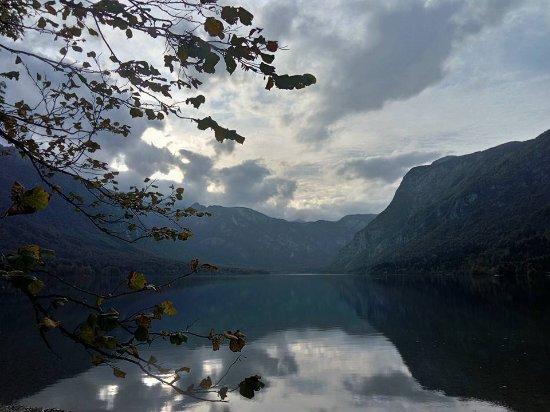 Bohinjsko Jezero, سلوفينيا: Lake Bohinj