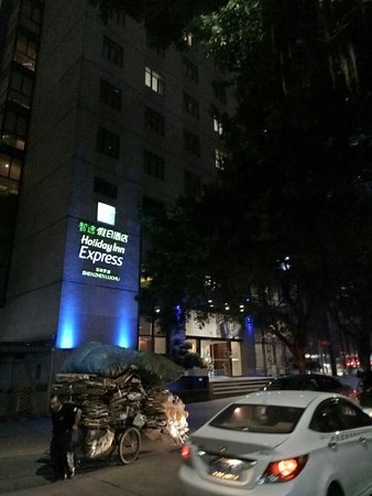 Holiday Inn Express Shenzhen Luohu: IMG20171215205958_large.jpg