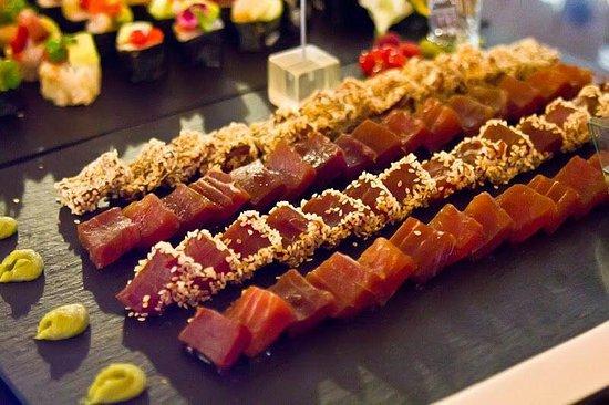 Chez Jan : The finest Sushi!