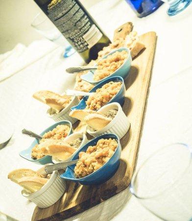 Monia of nella cucina della gatta florence for Cucina g v hotel