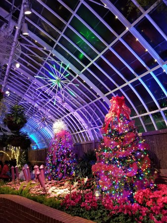 phipps conservatory and botanical gardens phipps conservatory december 2017