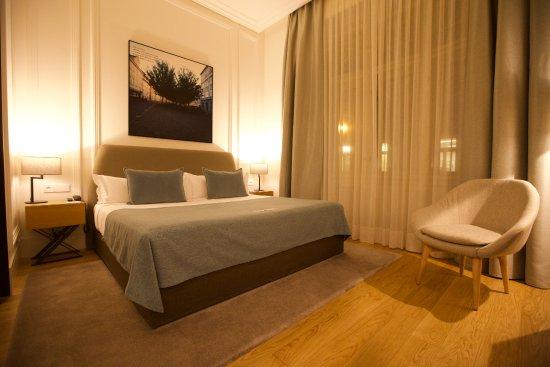 Boho Prague Hotel Room With View