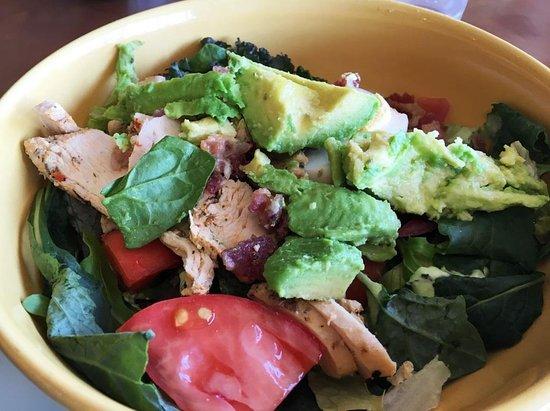Newington, CT: avocado salad