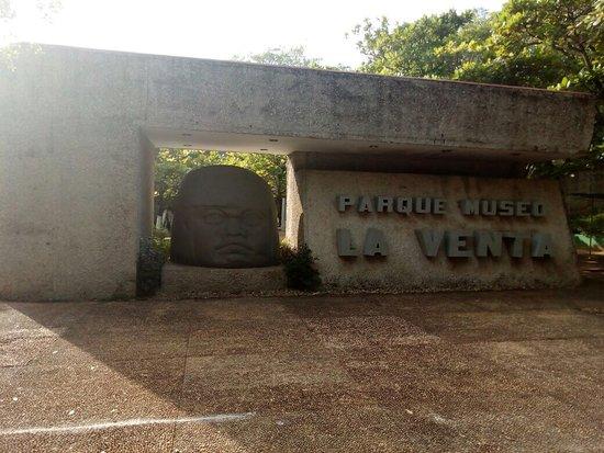 Foto De Parque Museo La Venta Villahermosa: Foto De Parque Museo La Venta, Villahermosa: Entrada