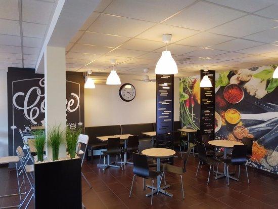 Loudeac, Франция: Salle climatisée