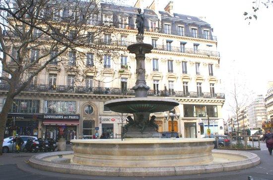 Fontaines du Théâtre Français